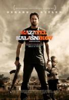Machine Gun Preacher - Czech Movie Poster (xs thumbnail)