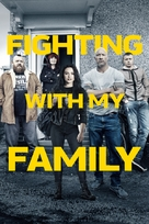 Fighting with My Family - Movie Cover (xs thumbnail)