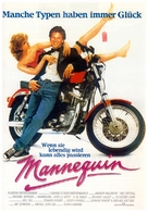 Mannequin - German Movie Poster (xs thumbnail)