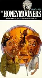 """The Honeymooners"" - VHS cover (xs thumbnail)"