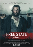 Free State of Jones - Movie Poster (xs thumbnail)