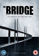 """Bron/Broen"" - British Movie Cover (xs thumbnail)"