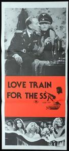 Train spécial pour SS - Australian Movie Poster (xs thumbnail)