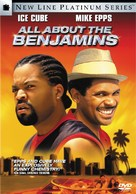 All About The Benjamins - DVD cover (xs thumbnail)