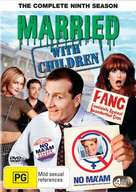 """""""Married with Children"""" - Australian DVD movie cover (xs thumbnail)"""