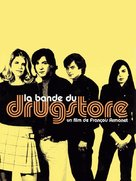 Bande du Drugstore, La - French Movie Cover (xs thumbnail)
