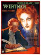Werther - French Movie Poster (xs thumbnail)
