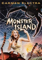 Monster Island - DVD cover (xs thumbnail)