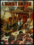 Land Raiders - French Movie Poster (xs thumbnail)