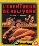 Lo squartatore di New York - British Blu-Ray movie cover (xs thumbnail)