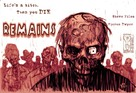 Steve Niles' Remains - Movie Poster (xs thumbnail)