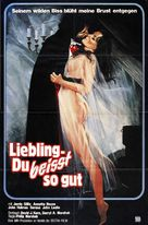Hannibal - German Movie Poster (xs thumbnail)