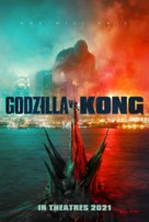 Godzilla vs. Kong - Canadian Movie Poster (xs thumbnail)