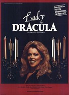 Lady Dracula - French Movie Poster (xs thumbnail)