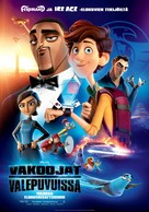 Spies in Disguise - Finnish Movie Poster (xs thumbnail)