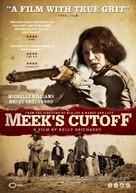 Meek's Cutoff - Dutch Movie Poster (xs thumbnail)