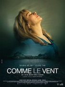Come il vento - French Movie Poster (xs thumbnail)