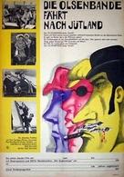 Olsen-banden i Jylland - German Movie Poster (xs thumbnail)