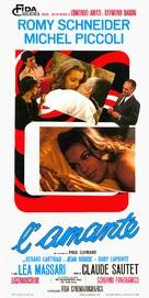 Choses de la vie, Les - Italian Movie Poster (xs thumbnail)