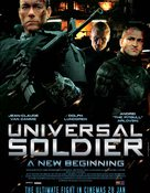 Universal Soldier: Regeneration - Malaysian Movie Poster (xs thumbnail)