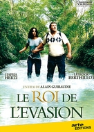 Le roi de l'évasion - French Movie Cover (xs thumbnail)