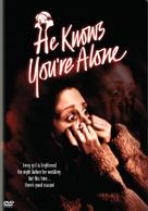 He Knows You're Alone - DVD movie cover (xs thumbnail)