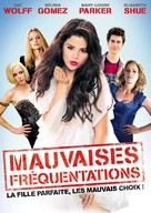 Behaving Badly - French Movie Cover (xs thumbnail)