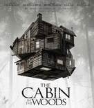 The Cabin in the Woods - German Blu-Ray movie cover (xs thumbnail)