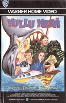One Crazy Summer - Finnish VHS movie cover (xs thumbnail)