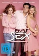 Csak szex és más semmi - German Movie Cover (xs thumbnail)
