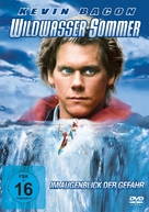 White Water Summer - German DVD cover (xs thumbnail)