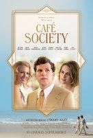 Café Society - British Movie Poster (xs thumbnail)