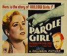 Parole Girl - Movie Poster (xs thumbnail)