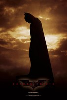 Batman Begins - Mexican Movie Poster (xs thumbnail)