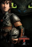 How to Train Your Dragon 2 - Movie Poster (xs thumbnail)