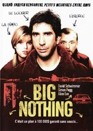 Big Nothing - French DVD cover (xs thumbnail)