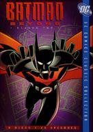 """""""Batman Beyond"""" - DVD movie cover (xs thumbnail)"""