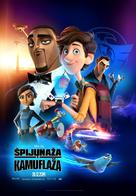 Spies in Disguise - Croatian Movie Poster (xs thumbnail)