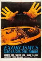 Blood from the Mummy's Tomb - Italian Movie Poster (xs thumbnail)