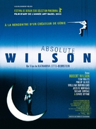 Absolute Wilson - French poster (xs thumbnail)