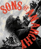 """""""Sons of Anarchy"""" - Blu-Ray movie cover (xs thumbnail)"""