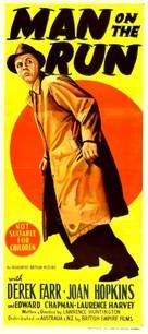 Man on the Run - Australian Movie Poster (xs thumbnail)