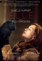 Elle - Movie Poster (xs thumbnail)