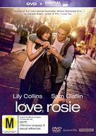 Love, Rosie - New Zealand DVD cover (xs thumbnail)