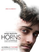 Horns - French Movie Poster (xs thumbnail)
