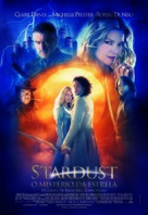 Stardust - Brazilian Movie Poster (xs thumbnail)
