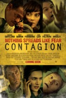 Contagion - British Movie Poster (xs thumbnail)