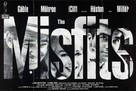 The Misfits - French Re-release movie poster (xs thumbnail)