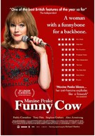 Funny Cow - New Zealand Movie Poster (xs thumbnail)