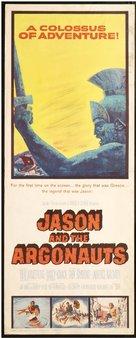 Jason and the Argonauts - Theatrical movie poster (xs thumbnail)